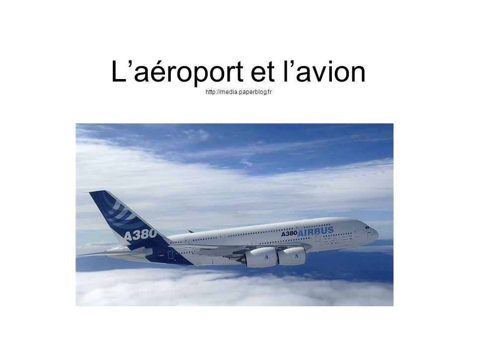 Laéroport et lavion http://media.paperblog.fr