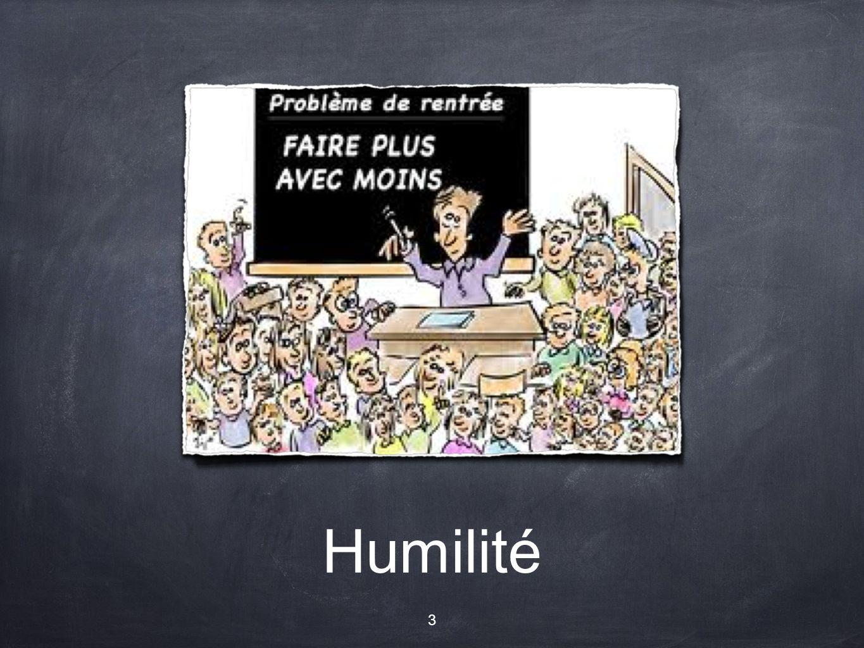 Humilité 3