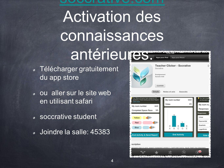 soccrative.com soccrative.com Activation des connaissances antérieures.