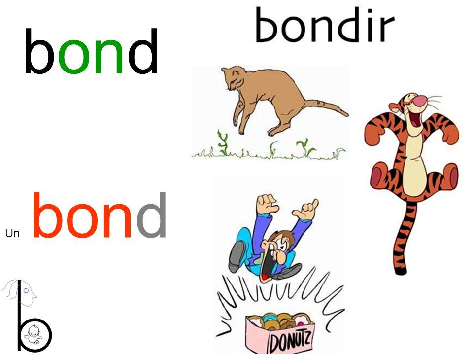 bond Un bond