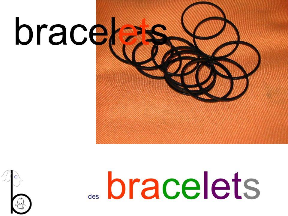 bracelets des bracelets