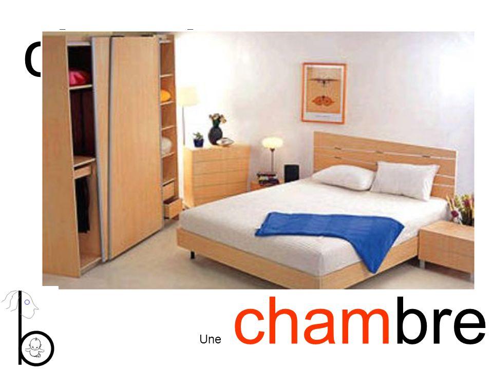 chambre Une chambre