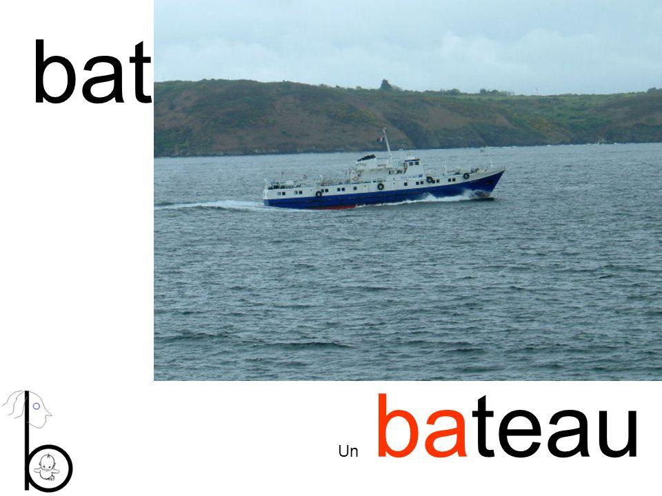 bateau Un bateau