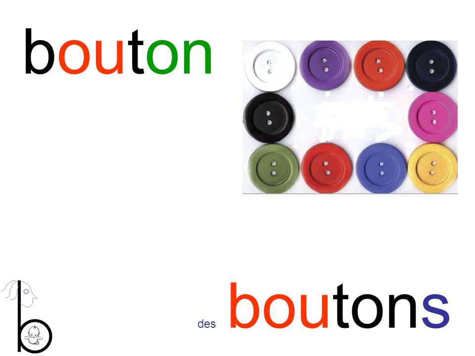 bouton des boutons