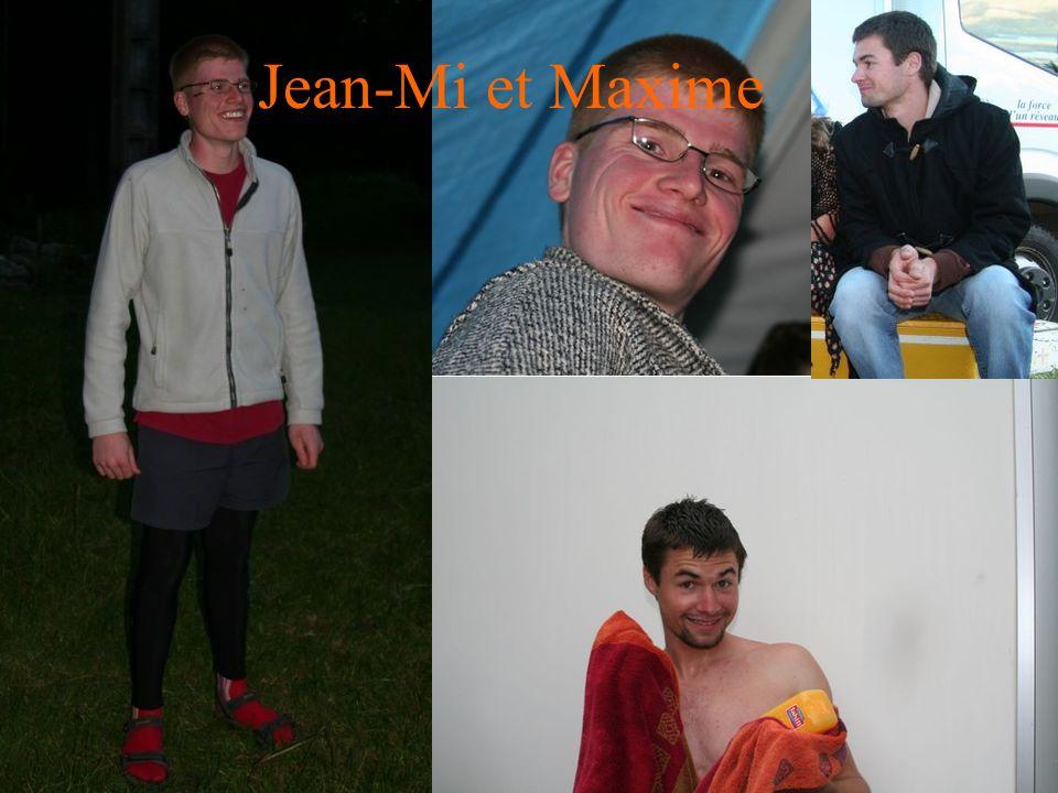 Jean-Mi et Maxime