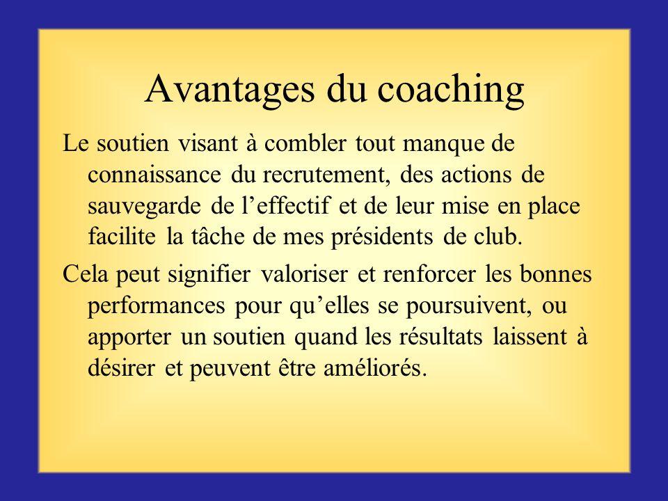 Définition Le Coaching est le processus que vous suivez pour donner les moyens aux gens afin quelles fassent le maximum pour accomplir des objectifs s
