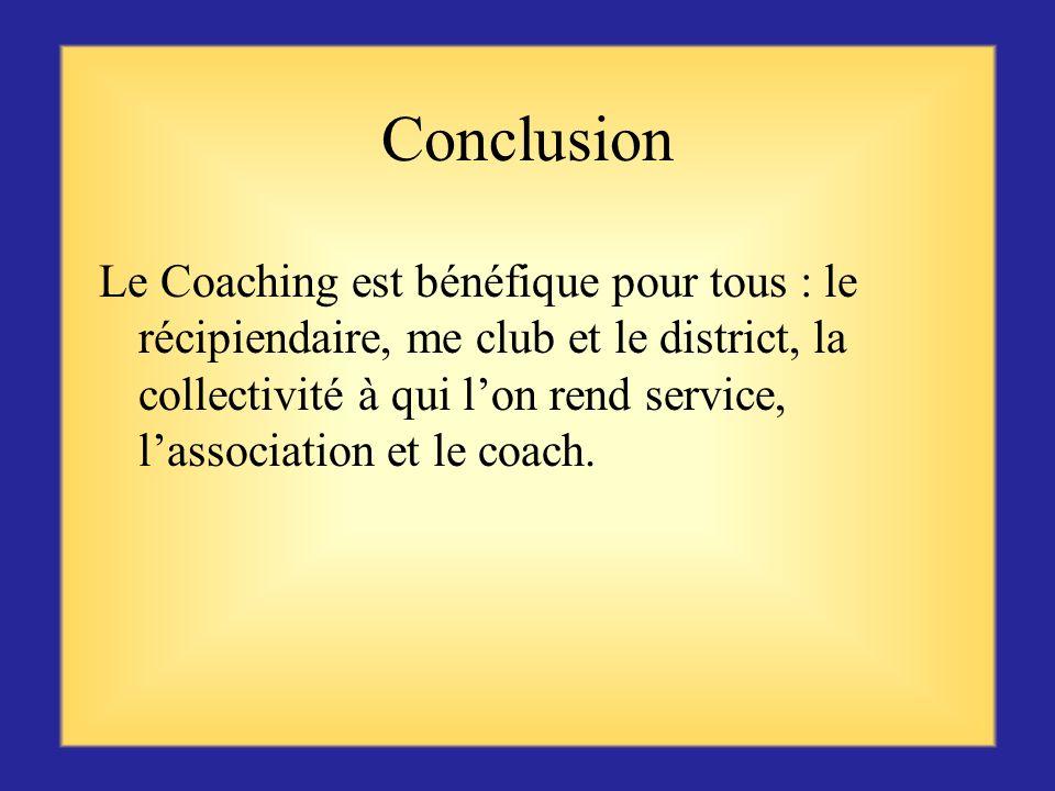 Le Coaching nest pas Dire aux personnes quoi faire Punir quelquun pour une performance médiocre Effectué sans la participation du bénéficiaire Accompl