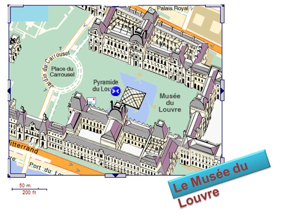 Le Musée du Louvre Le Musée du Louvre