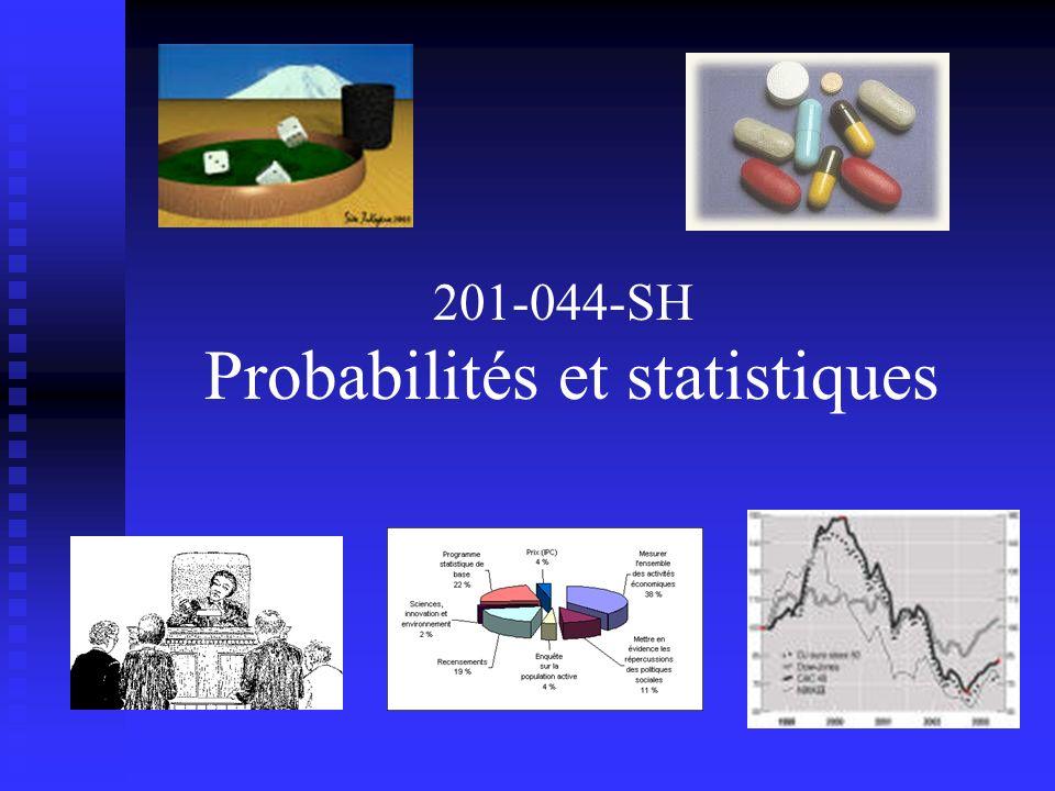 201-044-SH Probabilités et statistiques