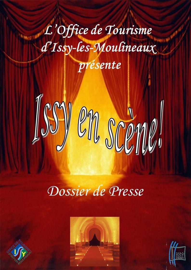 LOffice de Tourisme dIssy-les-Moulineaux présente Dossier de Presse