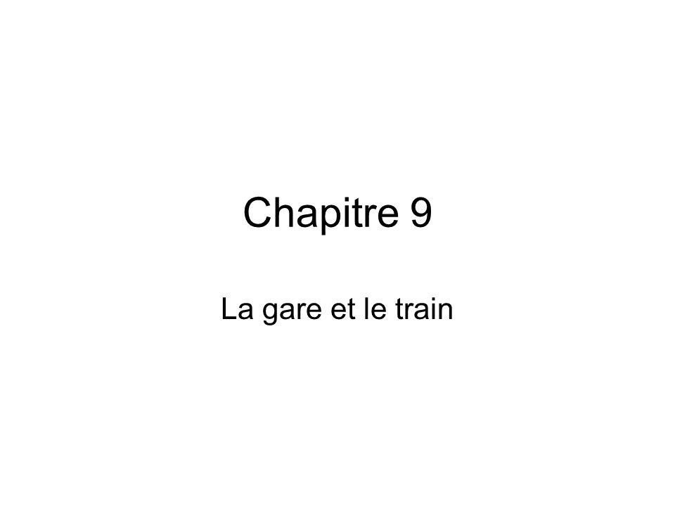 Quest-ce que cest? Que signifie TGV et SNCF?