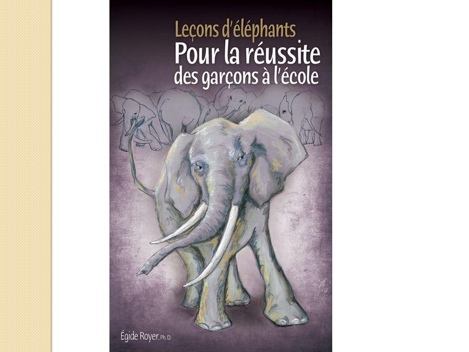 Ne pas réussir à se tenir en équilibre sur sa trompe problème de motivation de léléphant ou demandes dun environnement qui ne tient pas compte de ce qui fait quun éléphant est un éléphant… ?