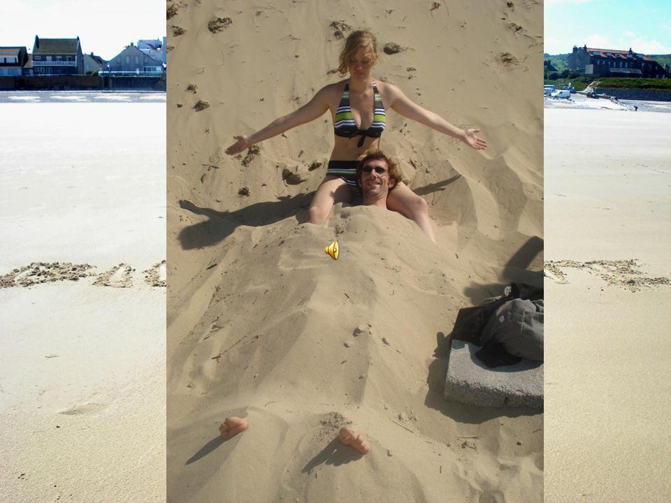 La team C & C aime aussi aller à la plage, comme ça, juste pour samuser…