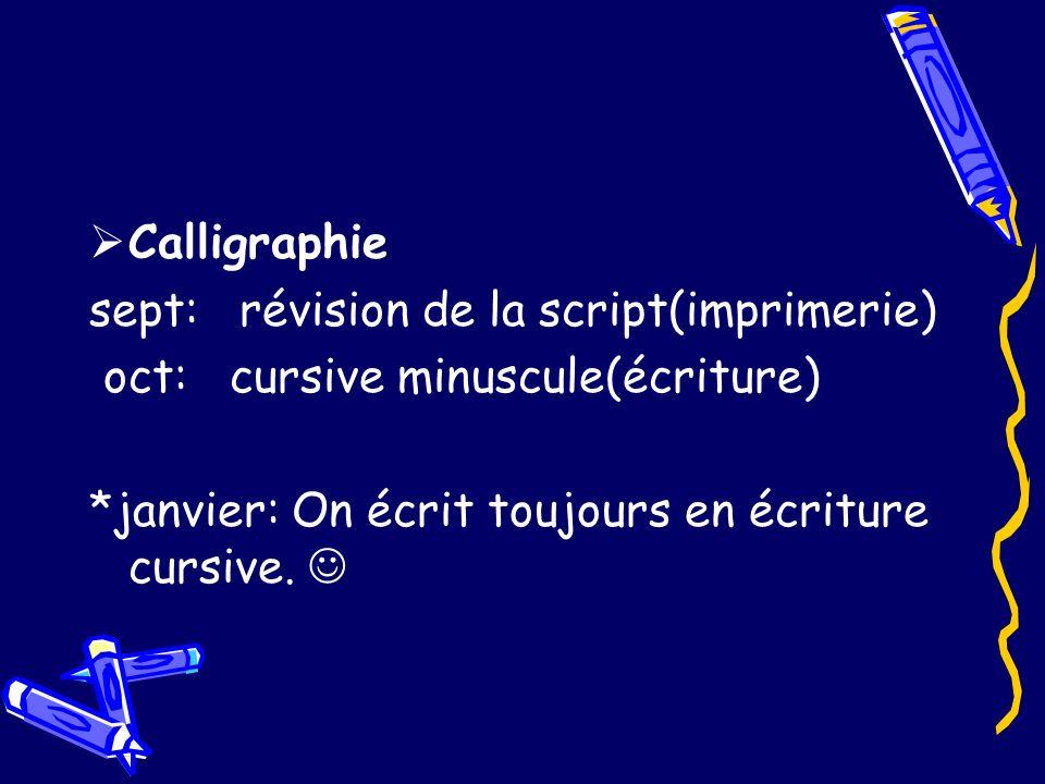 Écriture -journal, atelier décriture -projet décriture ( 75 mots ) *On écrit au « son » sauf les mots dortho.