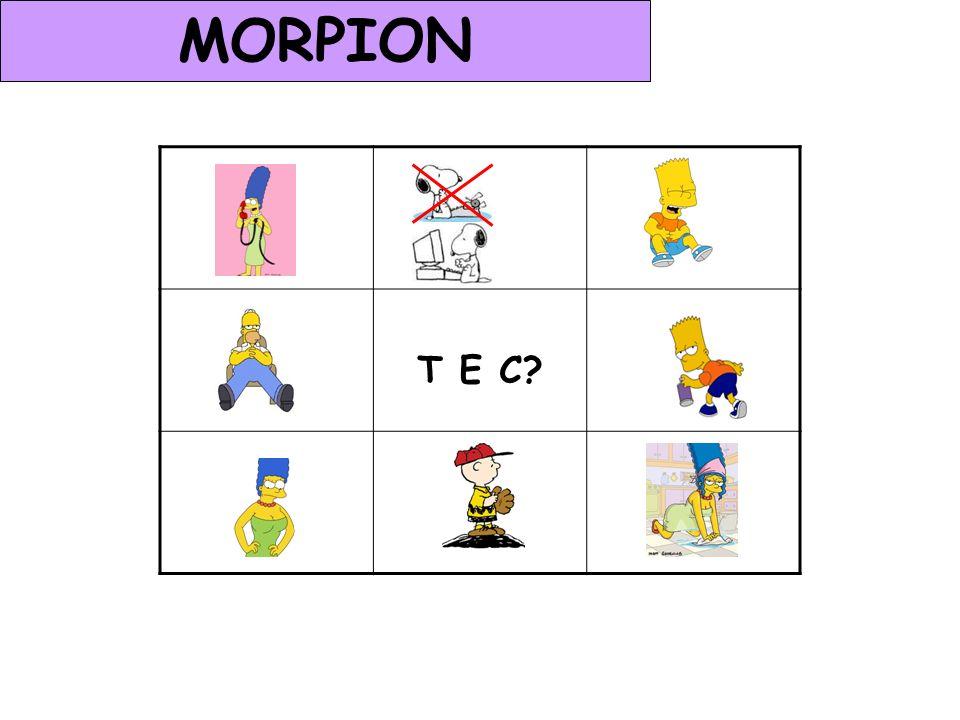 T E C? MORPION