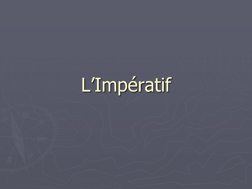 LImpératif