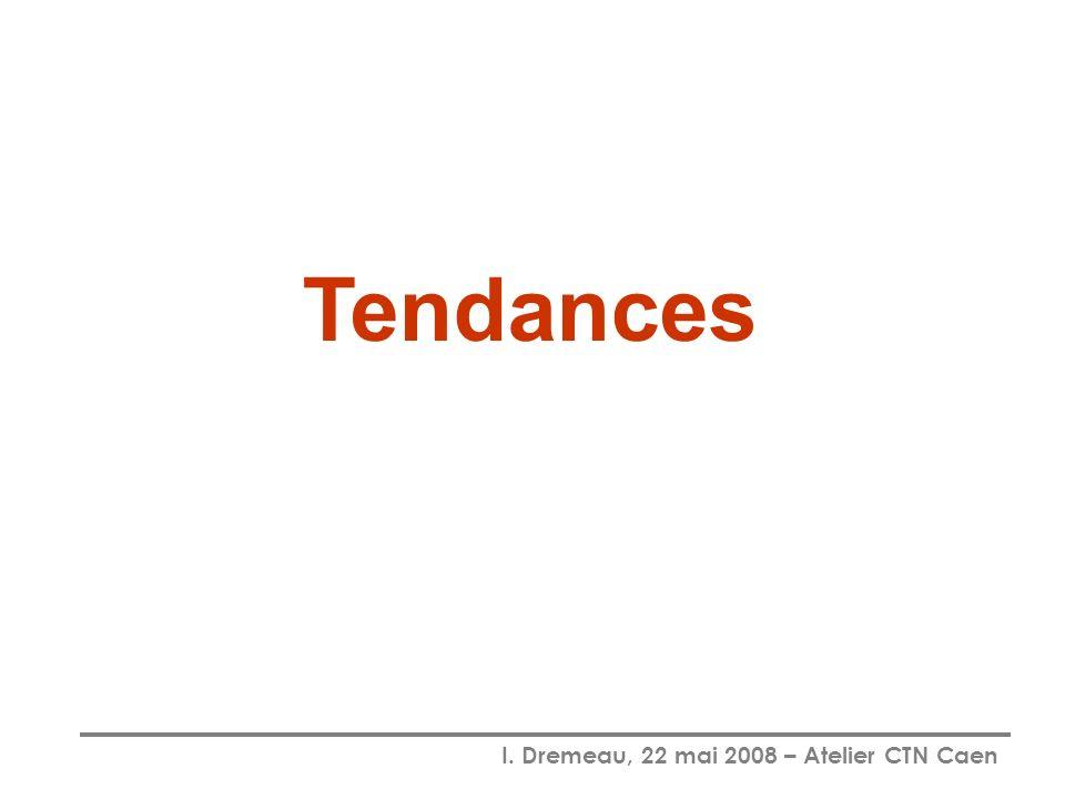 I. Dremeau, 22 mai 2008 – Atelier CTN Caen Tendances