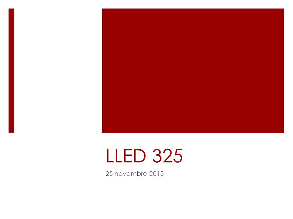 Aujourdhui – 325 et 450 13h00 à 14h00: LLED 325 Principe 9 : La planification et lévaluation favorisent lapprentissage dune langue Planification à rebours (Understanding By Design) Lévaluation (revue) 14h00 à 14h50: EDUC 450 – Choix dune enquête – ma recherche 15h00 à 16h00: EDUC 450 – Billet dentrée et lectures 16h00 à 16h50: LLED 325 (Suite, questions, prochaines étapes) Explication du travail indépendant pour le cours de 325 Séquence de leçons (unité) Grille dévaluation