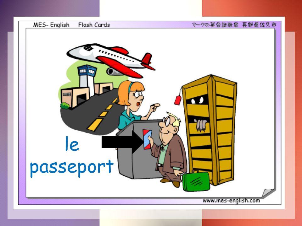 le passeport