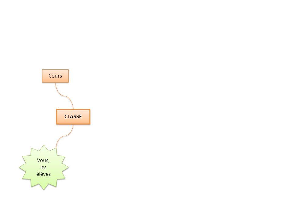 CLASSE Cours Les corrections Japprend de mes erreurs Participer Séance autonomie MAP 4 Séance autonomie MAP 4 Exemples Recherche écrite A compléter Faites au tableau Ex, exercice, DM, DS Sur feuille Exercices Vous, les élèves