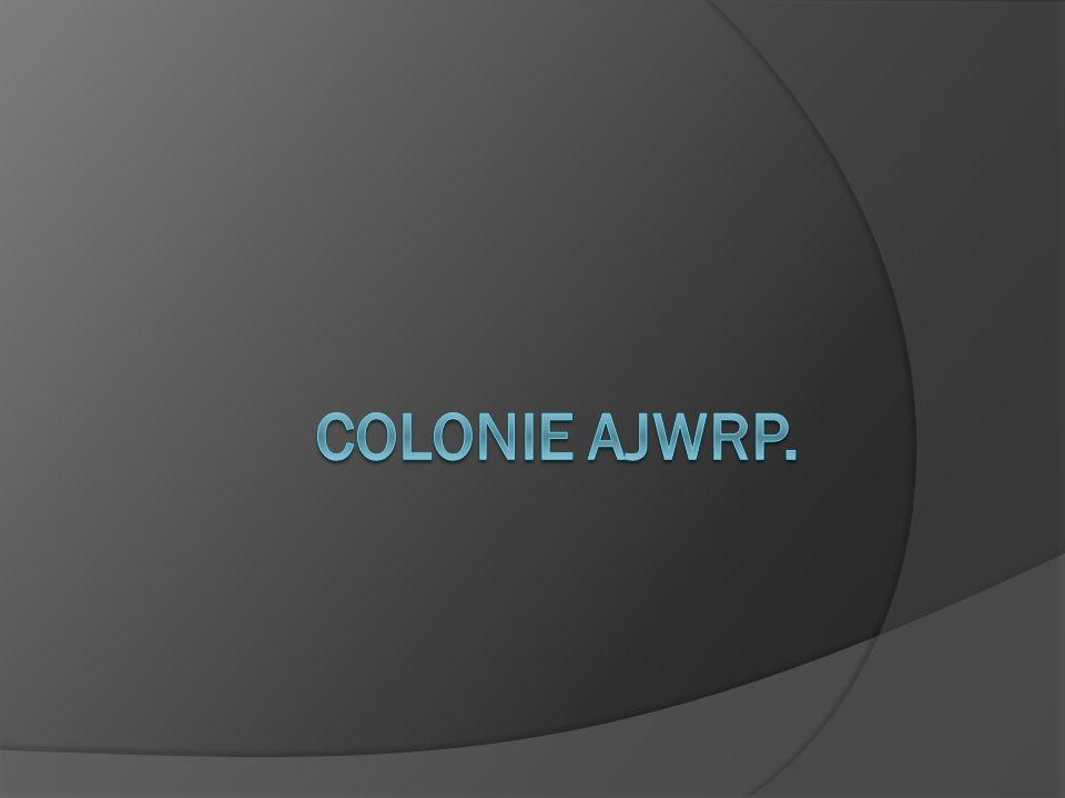 De notre colonie AJWRP