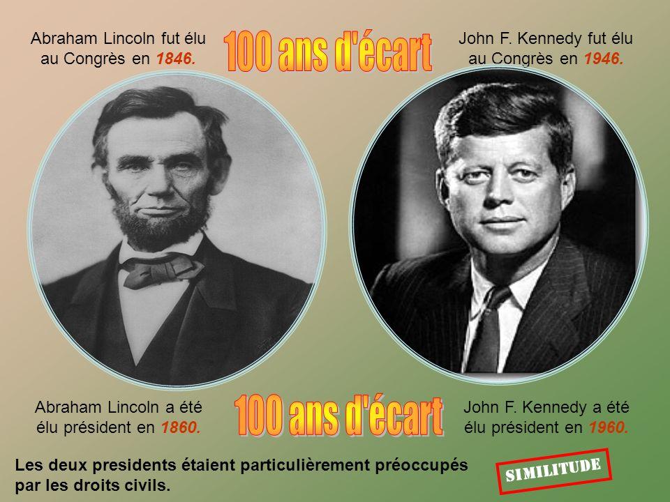 Les deux presidents étaient particulièrement préoccupés par les droits civils.