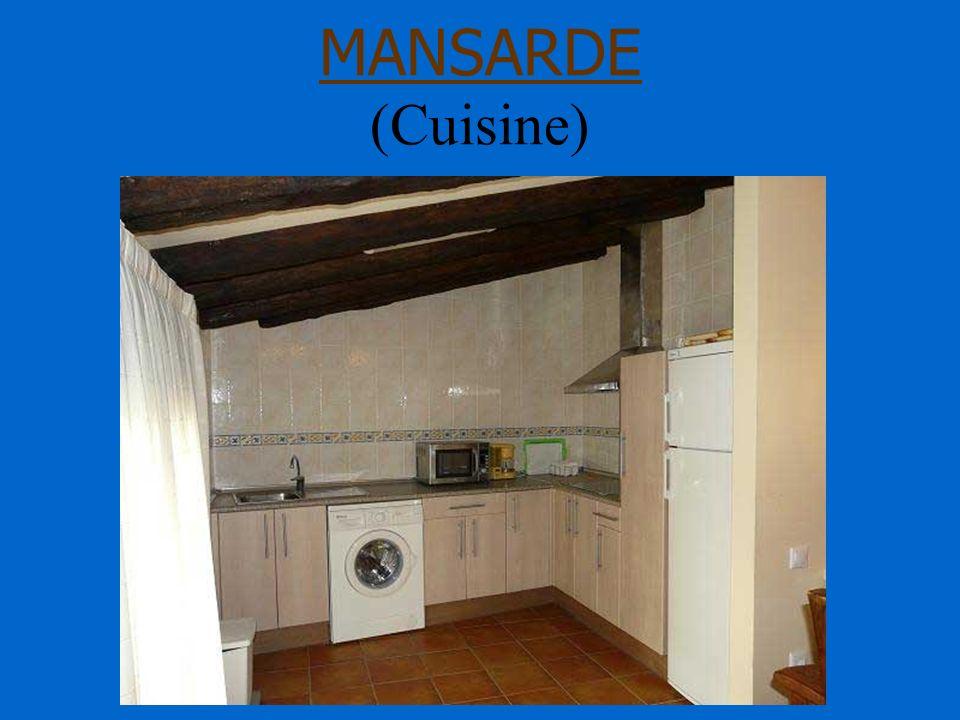 MANSARDE (Chambres)