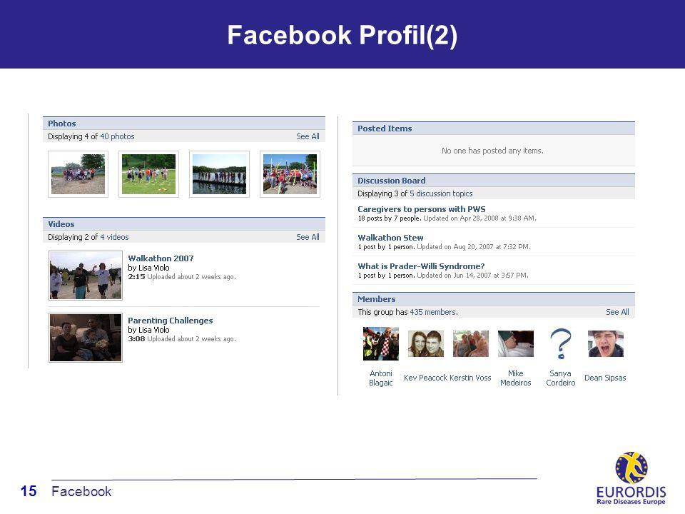 15 Facebook Profil(2) Facebook