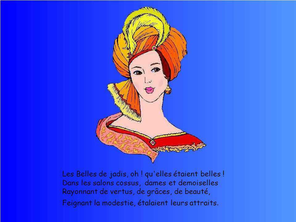 Dans les rues de Paris, pourtant, les midinettes Ne le cédaient en rien à toutes ces beautés.