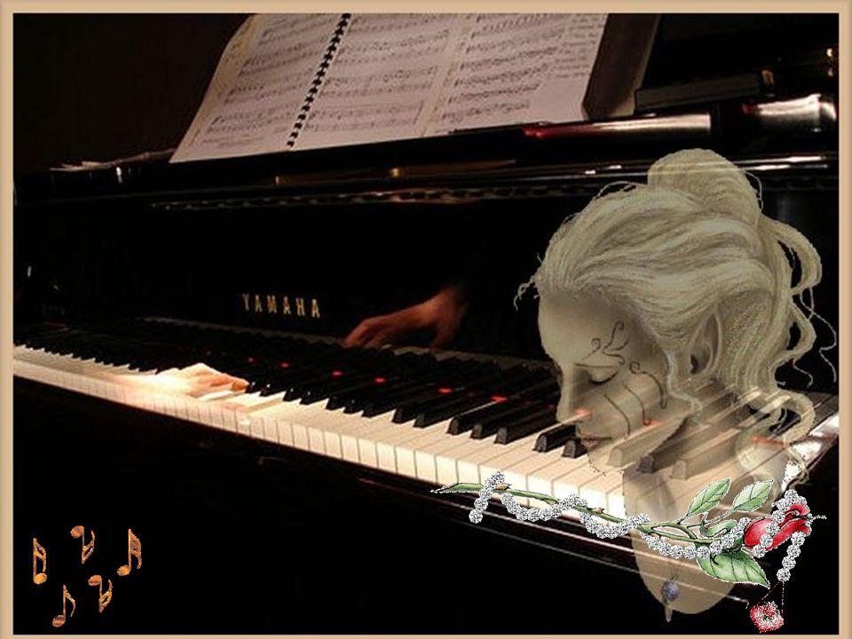 Plus tard il devint musicien.