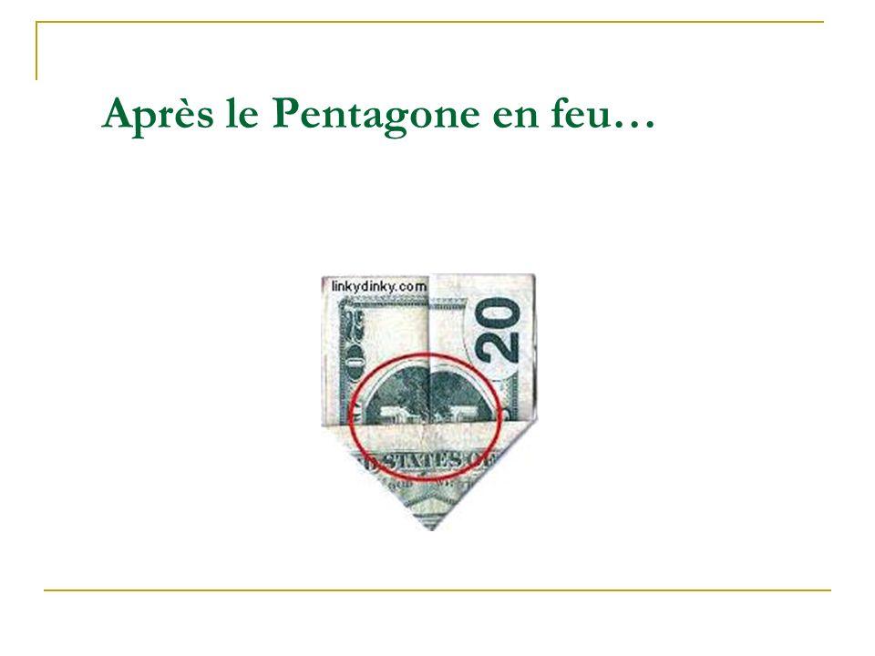 Quelles sont les probabilités pour quun simple pliage sur un billet de 20$ contienne accidentellement une représentation des deux attaques terroristes… Coïncidence ???
