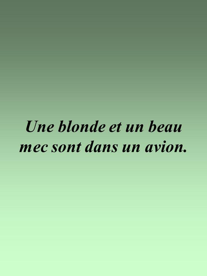 La revanche des Blondes