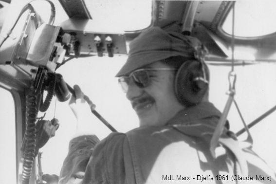 MdL Marx - Djelfa 1961 (Claude Marx)
