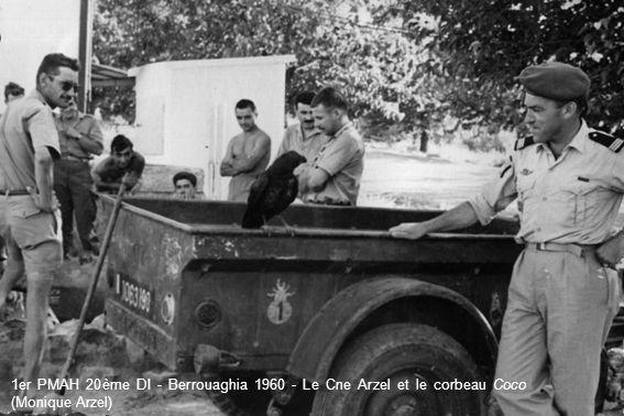 Dès 1955, un détachement de L-18 du GAO 3 s installe sur l aérodrome de Batna.