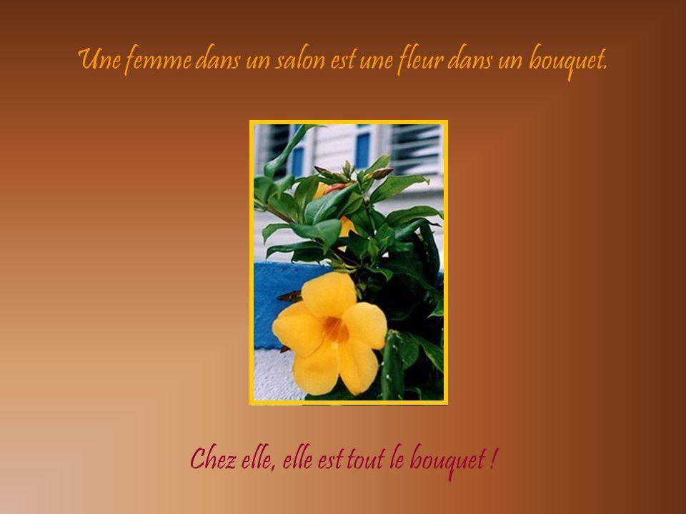 Aucun chemin de fleurs ne conduit à la gloire.
