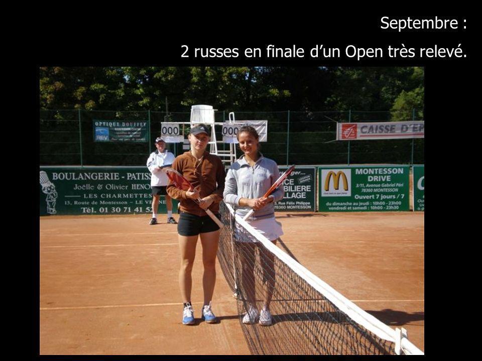 Juillet et septembre : Bernard et Fabrice au McDo Sports Tour
