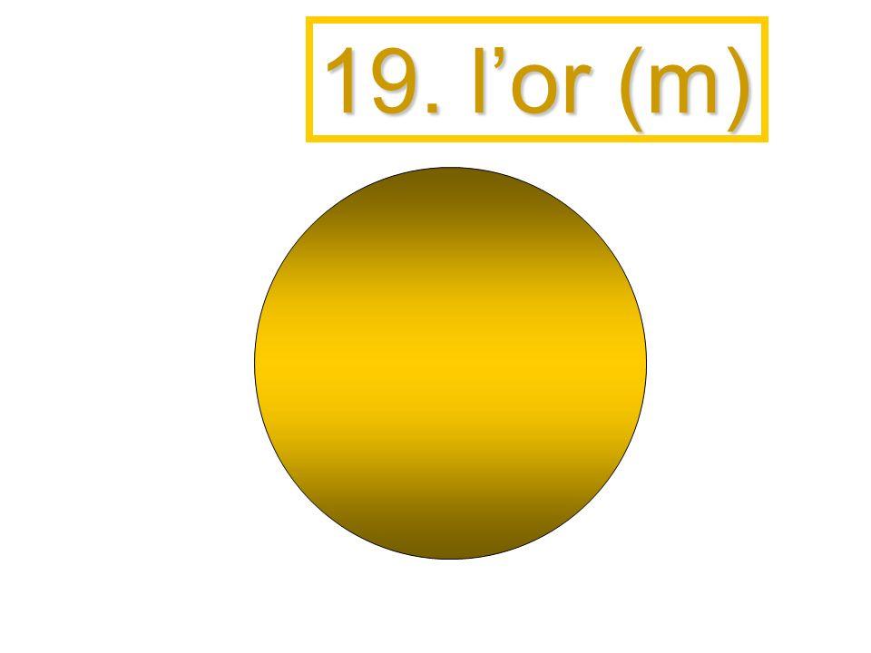 19. lor (m)