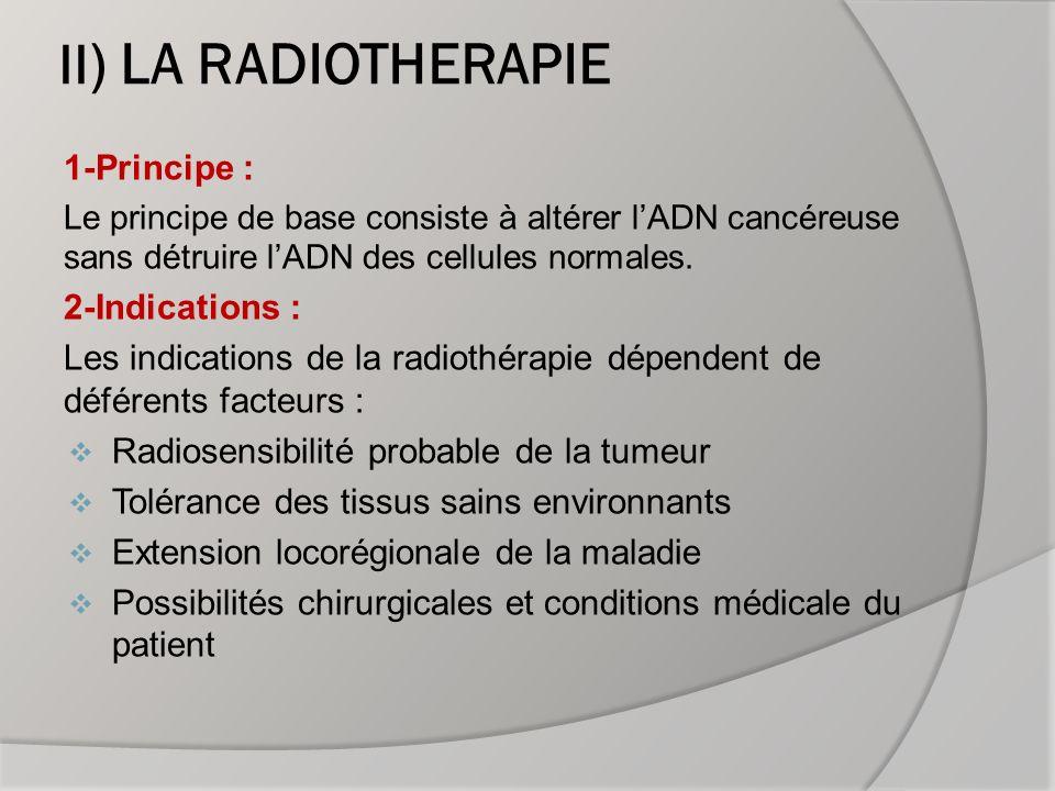 3-Effets secondaires et complications : Le malade subissant une radiothérapie cervico-faciale va présenter deux types de réactions qui vont préoccuper lodontologiste.
