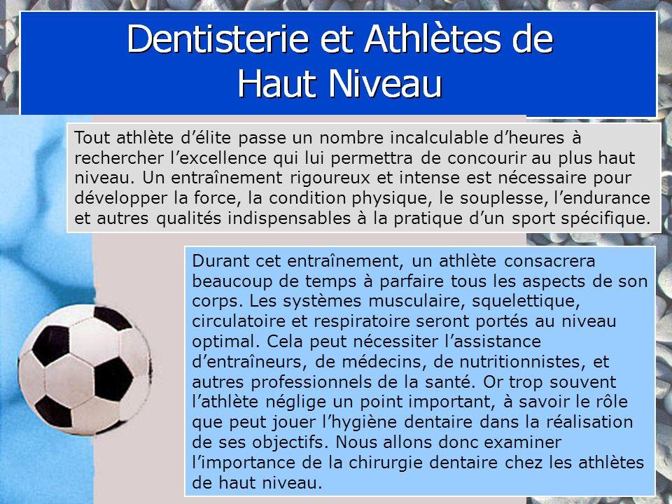 Tout athlète délite passe un nombre incalculable dheures à rechercher lexcellence qui lui permettra de concourir au plus haut niveau.