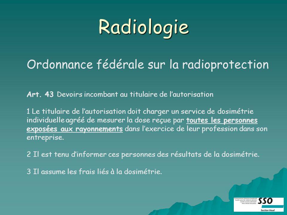 Radiologie Art.