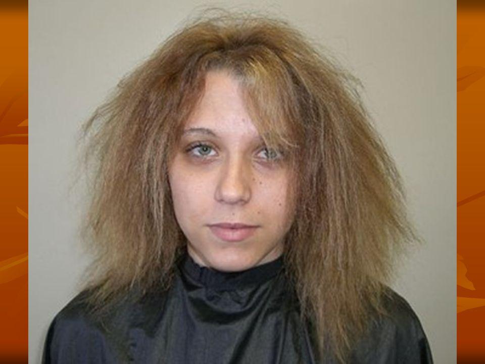 Elle a besoin de se peigner!!!!!