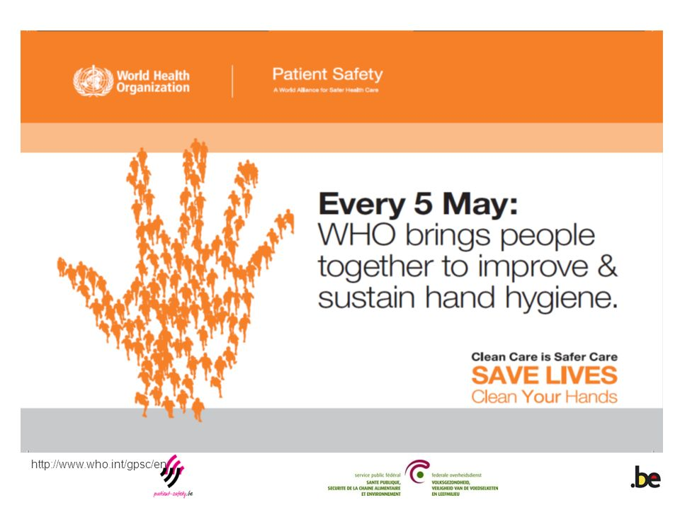 Tracking your progress, planning your actions and aiming for hand hygiene sustainability is the focus for SAVE LIVES: Clean Your Hands 5 May 2011.