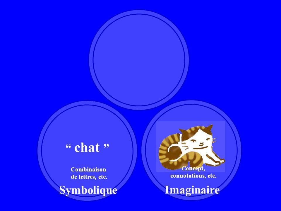chat Combinaison de lettres, etc. Symbolique Imaginaire Concept, connotations, etc.