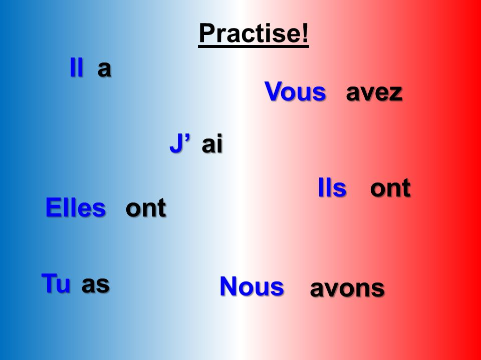 Using these rules, put these verbs into three groups and find what their past participle should be.