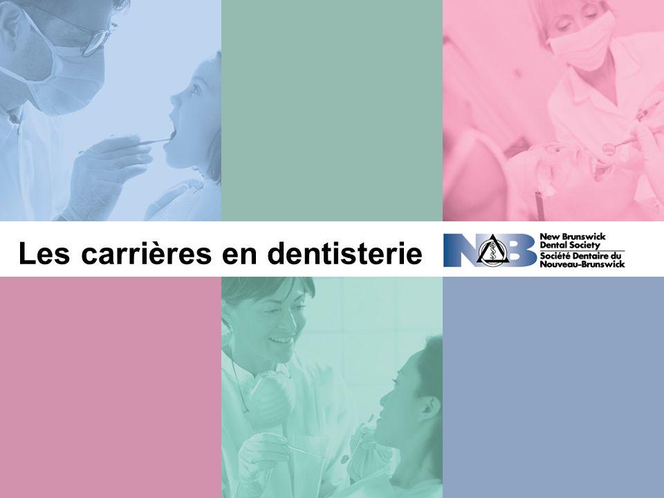 Les carrières en dentisterie