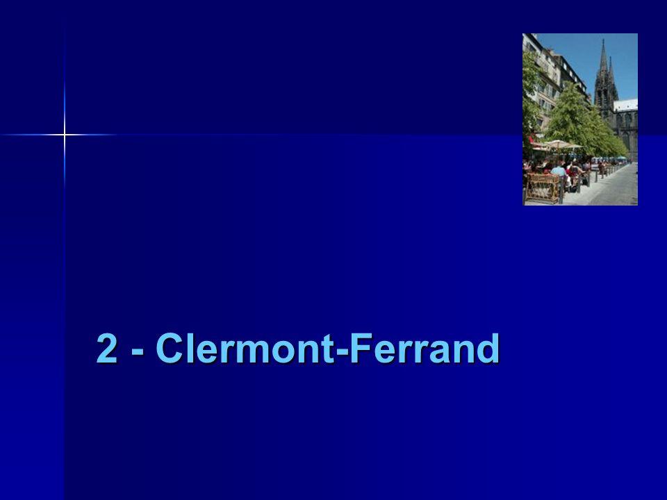 2 - Clermont-Ferrand
