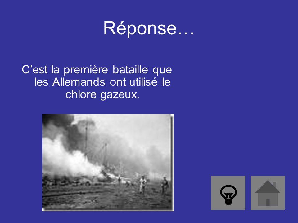 Question… Quest-ce que cest la bataille de la Somme
