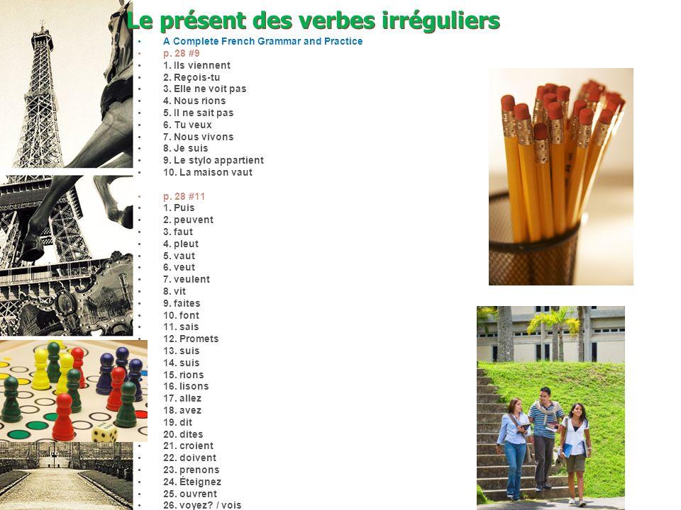 français 5H/AP ® le 24 septembre 2013 ActivitésClasseur CHANSON: Christophe Maé: > Activités/ Devoirs I.
