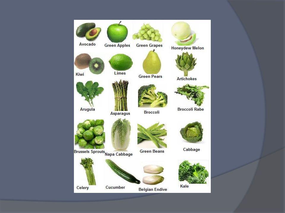 Les fruit et les légumes blancs vont garder votre cœur et vos artères en bonne forme!