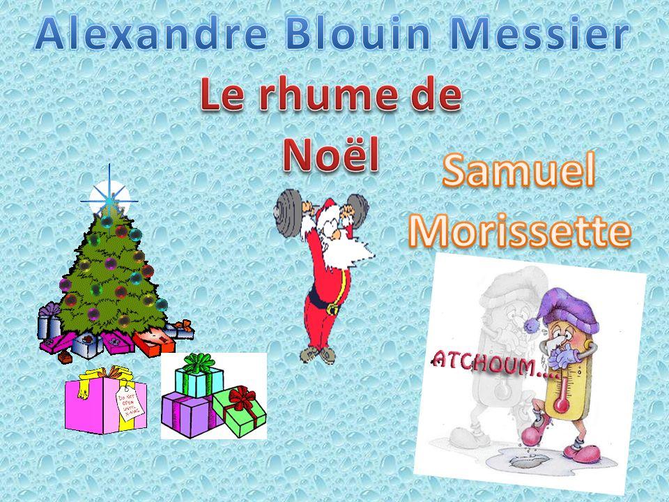 Tout a commencé un 24 décembre, la veille de Noël, quand le merveilleux Père Noël et la splendide Mère Noël finissaient les préparatifs pour le grand jour tant attendu.